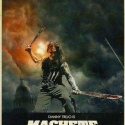 27 X 40 Machete Movie Poster