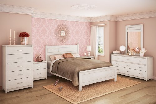 Image of Kids Bedroom Furniture Set - Vendome - South Shore Furniture - 3810-BSET (3810-BSET)
