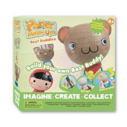 Paper Mash Up Buddies Craft Kit