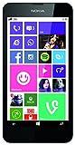 Nokia Lumia 630 Single-SIM Smartphone (11,4 cm (4,5 Zoll) Touchscreen, 5 Megapixel Kamera, HD-Ready Video, Snapdragon 400, 1,2GHz Quad-Core, Windows Phone 8.1) weiß