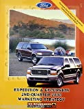 2000 Ford Full-Size SUV Marketing Strategy Booklet