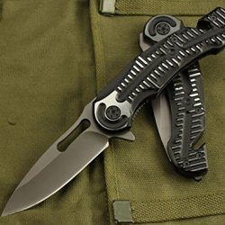 Black Executive Series Speedster Opening Knife Glbyjs-8.66''