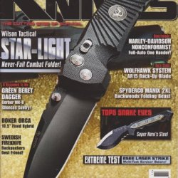 Tactical Knives Magazine (Star-Light, November 2012)