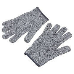 Stainless Steel Wire Mesh Protective Gloves Cut-Resistant Anti Abrasion Safety Gloves Cut Resistant