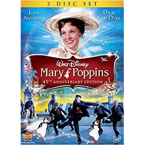 Walt Disney Movie Mary Poppins