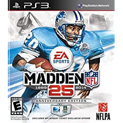 by EA Sports   4 days in the top 100  Platform:   PlayStation 3 Release Date: August 27, 2013  Buy new:  $99.99