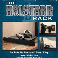 The Holstarr Rack (Bed Holster)