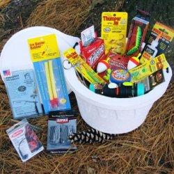 Walleye Gift Basket