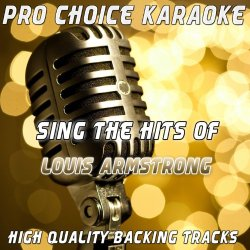 Mack The Knife (Karaoke Version) (Originally Performed By Louis Armstrong)