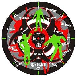 Night Terror Zombie Apocalypse Target Board