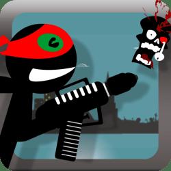 Stickman Zombie Shooter