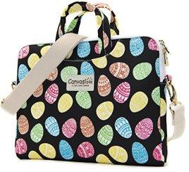 Canvaslove-Carton-Pattern-laptop-shoulder-bag