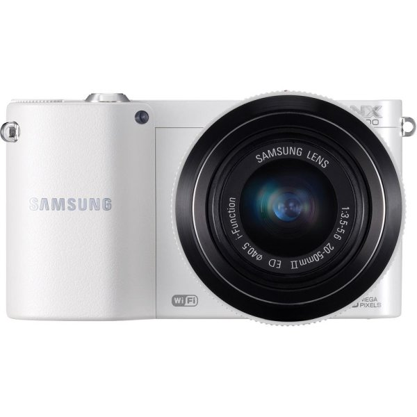 Samsung NX1100 Smart Wi-Fi Digital Camera Body