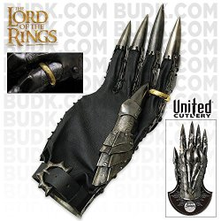 United Cutlery Uc3065 'The Lord Of The Rings' Gauntlet Of Sauron