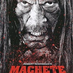 Psa/Dna Danny Trejo Machete Kills Signed Authentic 11X14 Photo - Certified Authentic