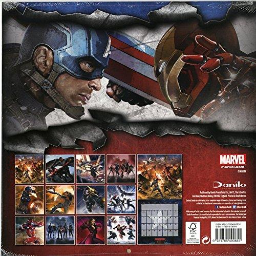 Avengers captain america civil war official 2017 square - Avengers 2 telecharger ...