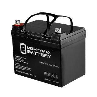 Mighty Max ML35-12 SLA Trolling Motor Battery