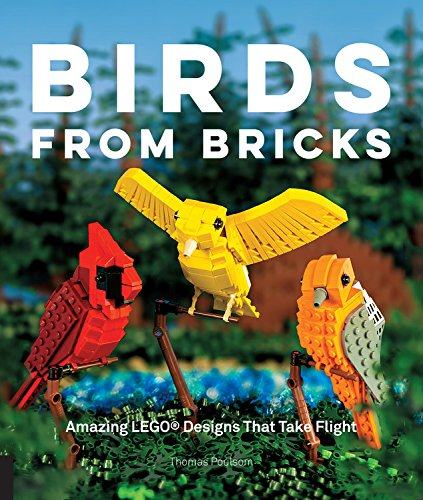 Birds from Bricks by Thomas Poulsom