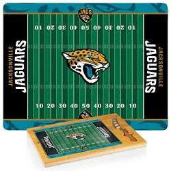 Nfl Jacksonville Jaguars Icon 3-Piece Cheese Set