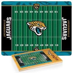 Nfl Jacksonville Jaguars Icon 3-Piece Cheese Set