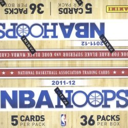Nba 2011/12 Panini Hoops Retail, Pack Of 36