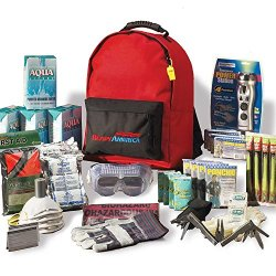 Grab 'N Go 3 Day Emergency Deluxe Kit 4 Person
