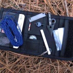 Wallet Mini Survival Kit