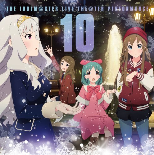 THE IDOLM@STER LIVE THE@TER PERFORMANCE 10 アイドルマスター ミリオンライブ!