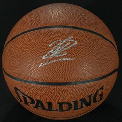 Dirk Nowitzki Signed Basketball - Jsa Coa K07404 - Free Shipping Included!