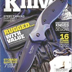 Knives Illustrated (November 2012)