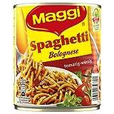 Maggi Spaghetti Bolognese, 6er Pack (6 x 810 g Dose)
