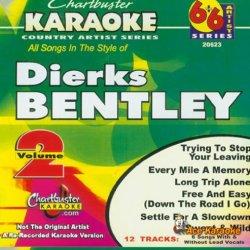 Chartbuster Karaoke 6X6 Cdg Cb20623 - Dierks Bentley Vol. 2 Cdg
