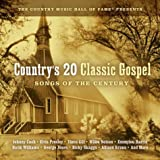 Country's 20 Classic Gospel: Songs of Century