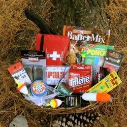 Campers Gift Basket
