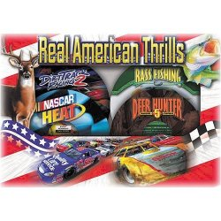 Deer Hunter 2003 / Nascar Heat Bundle Pack
