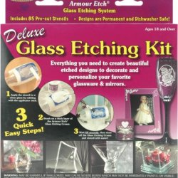 Deluxe Glass Etching Kit- Sku-Pas638430