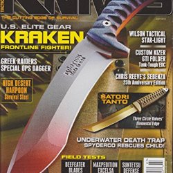 Tactical Knives Magazine July 2014