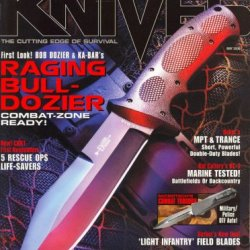 Tactical Knives, May 2008 Issue