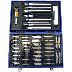 58Pc Hobby Knife Set