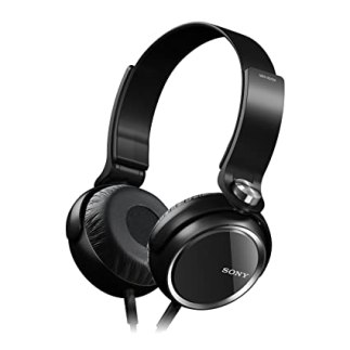 Sony MDR-XB400 Extra-Bass Stereo Headphone