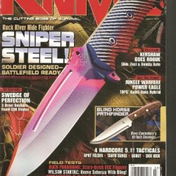 Tactical Knives Magazine (March 2011)