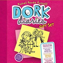 By Rachel Renç¸E Russell Dork Diaries Audio Gift Set: Books 1-4 (Unabridged) [Audio Cd]