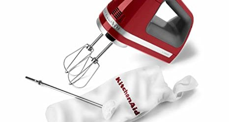 KitchenAid 5KHM720A 70-Watt 7-Speed Hand Mixer