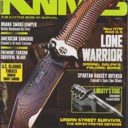 Tactical Knives Magazine May 2014