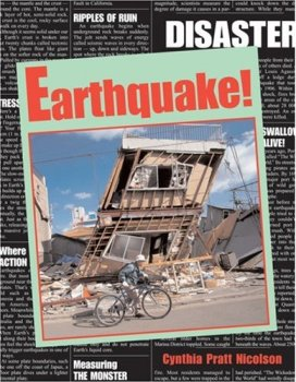 "Cover of ""Earthquake! (Disaster)"""