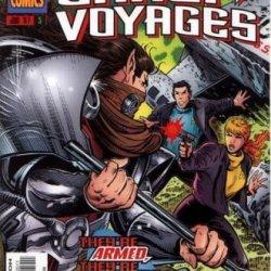 Star Trek Early Voyages #5 : Cloak & Dagger (Marvel Comics)A