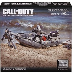 Mega Bloks Call Of Duty Rib Beach Assault, Model 06815