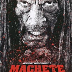 Danny Trejo Machete Kills Signed Authentic 11X14 Photo Certificate Of Authenticity Psa/Dna #V27681
