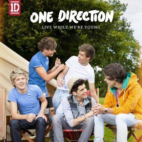 Live While We're Young (2-Track)