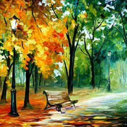 Fine Art Painting Superb Quality And Craftsmanship On Canvas Palette Knife Imaginations 36 X 30 In Unframed
